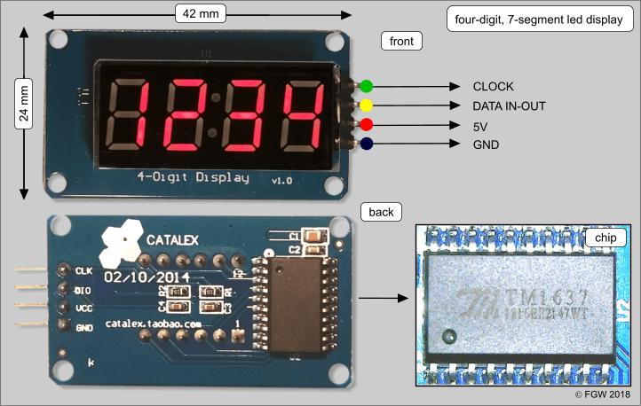 Diagram Together With 4 Digit 7 Segment Display On 7 Segment Display