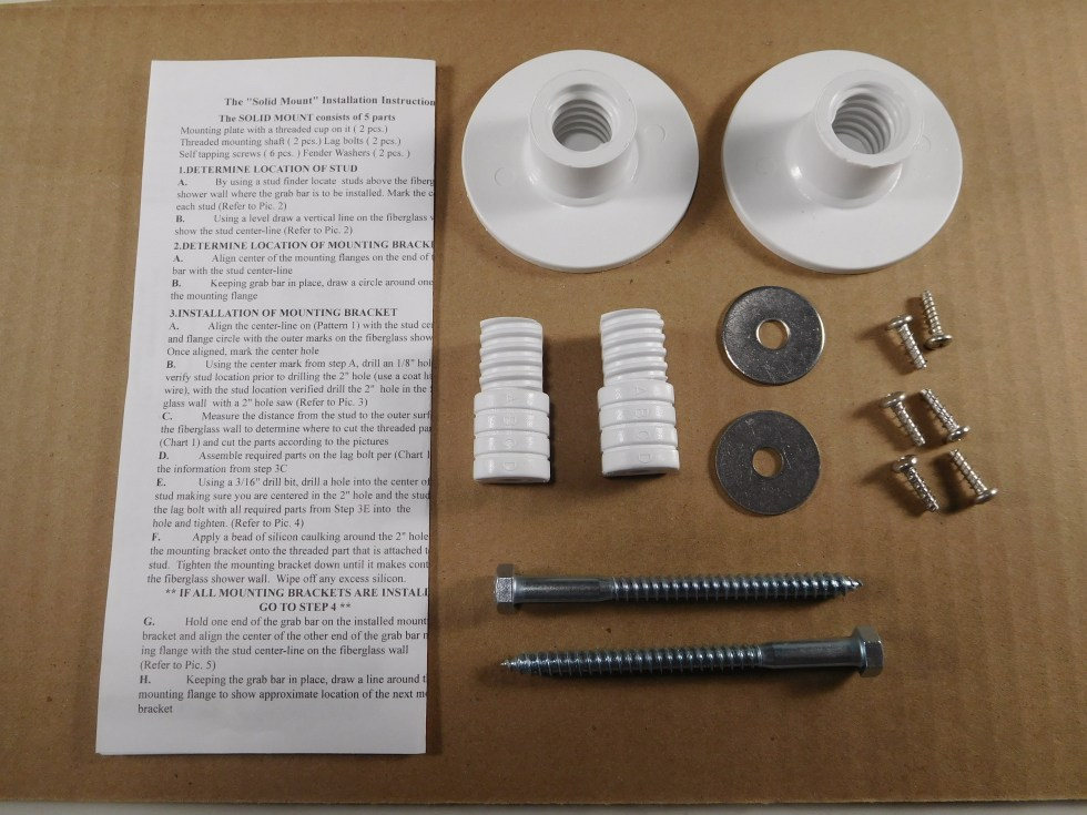The SolidMount Parts Image