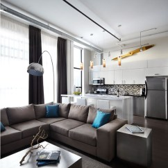 Condo Interior Design Ideas Living Room Contemporary Rugs Home Improvement Without Breaking The Bank With Lux ...