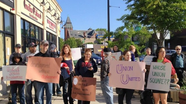 Union Square Coalition Calls For Community Benefits Agreement In