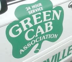 green cab logo soso