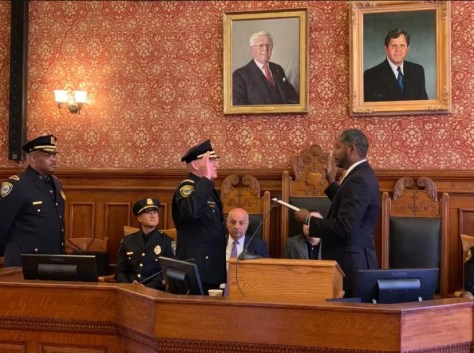 Somerville's Neighboring City of Cambridge Gets New Police
