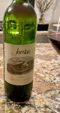 Alexander Valley Cabernet, Jordan Cabernet Sauvignon 2008 Bottle