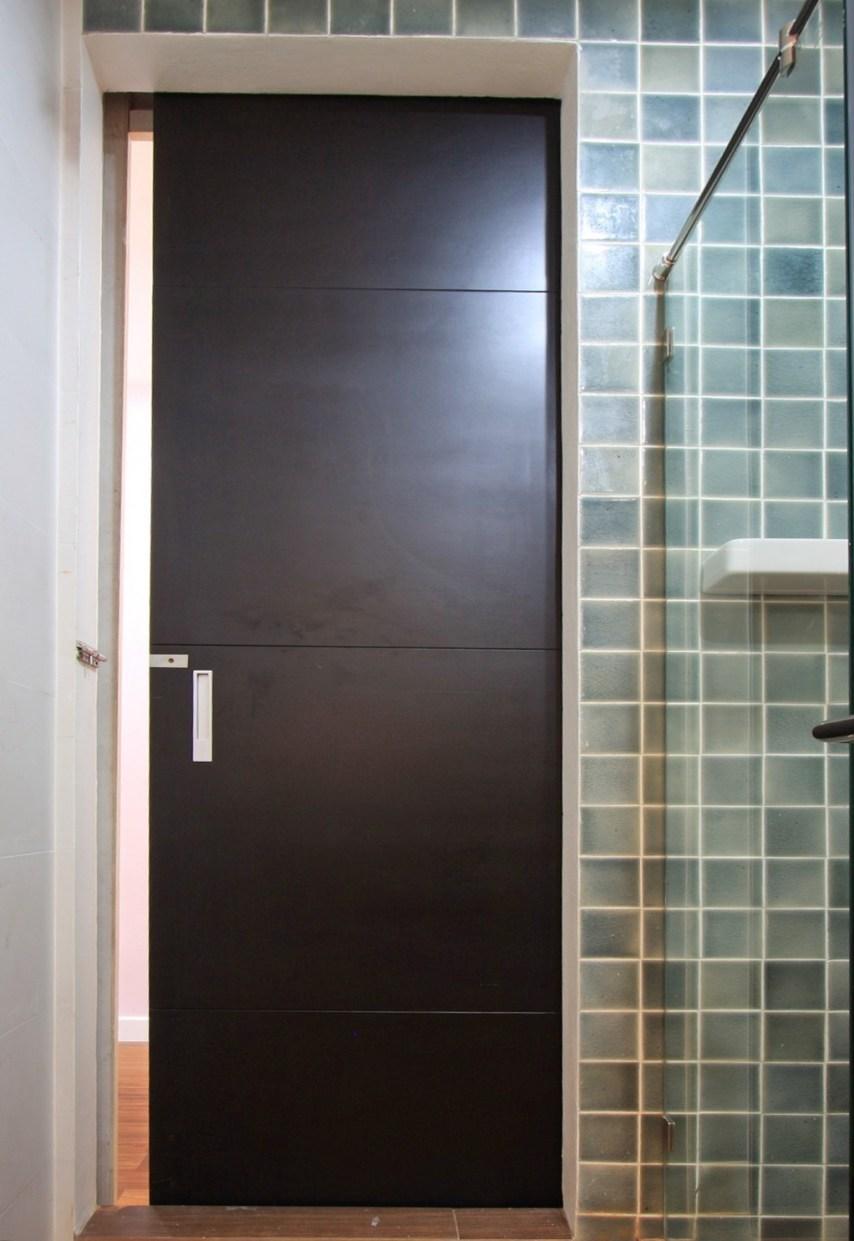 ประตูเลื่อนห้องน้ำ
