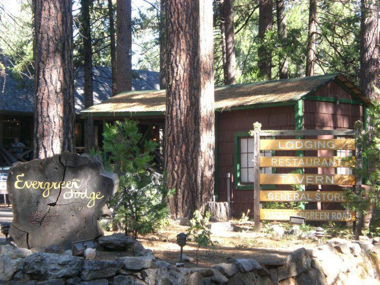 Go Glamping Evergreen Lodge At Yosemite National Park