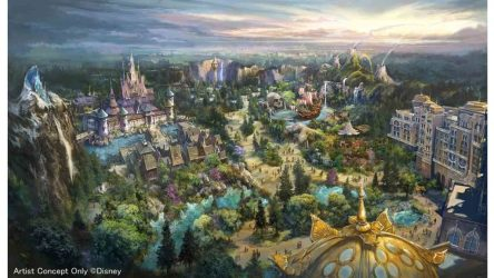 Fantasy Port Coming to Tokyo Disney Sea The Sorcerer s Guide