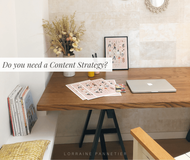 do you need a content strategy