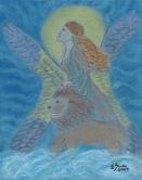La Gitana (The Gypsy) Warrior Goddess