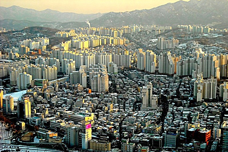 63 Building, Yeouido, Yeongdeungpo-gu, Seoul, Korea