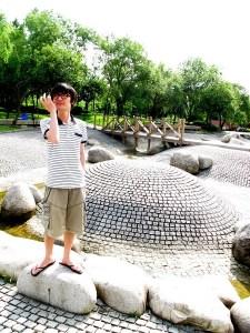 Seoul, Korea: Seonyudo Island