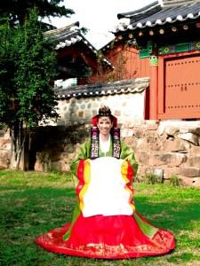 Busan, Korea: Traditional Wedding Ceremony, Hanbok
