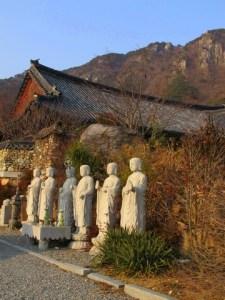 Dongrimsa Temple, Gimhae, Korea