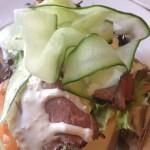 Sydney, Australia: Roast Beef Sandwich love