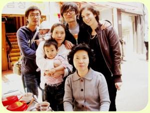 Korean Family Photo