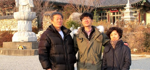 Korean Family: My In-Laws and Husband