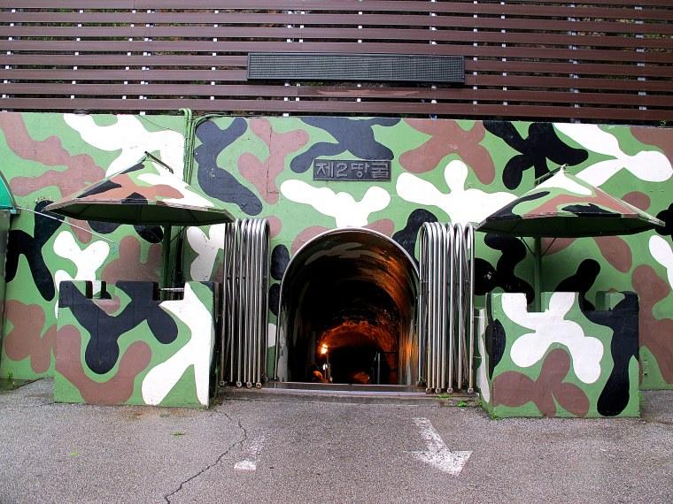 Cheorwan 2nd Underground Tunnel