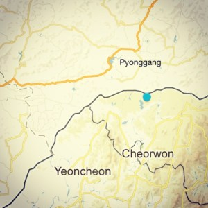 Cheorwan DMZ line Mapo