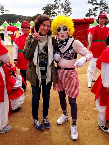 Cheongsong Apple Festival