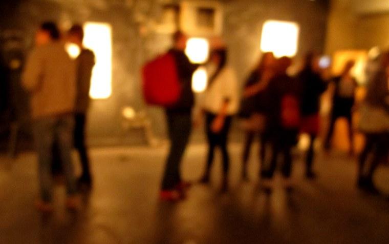 Crazy Multiply Art Collective November Show