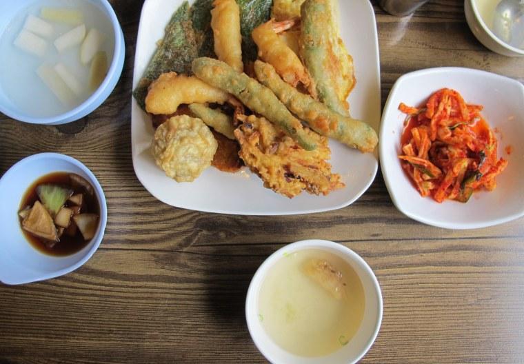 Gongdeok Jeon Town