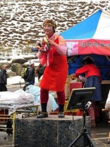 Taebaeksan Snow Festival, Taebaek Mountain, Korea
