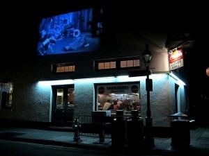 French Quarter, New Orleans, Louisiana: Bourbon Street Diner