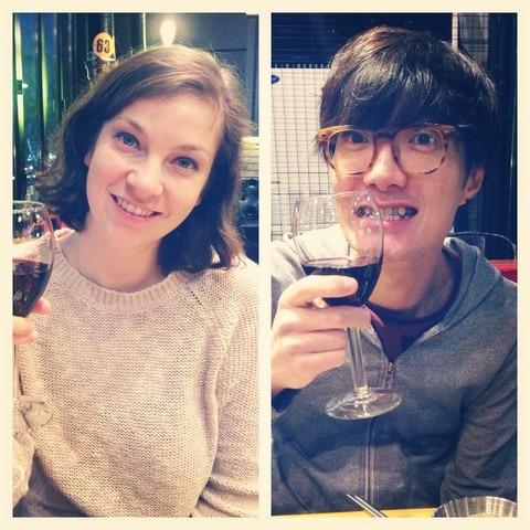 Third Anniversary: Hallie & Jae-oo