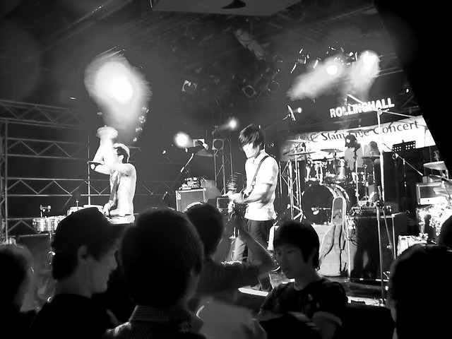 Rolling Hall, 2010