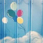 balloon street art