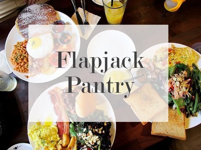 Yeonnam-dong, Mapo-gu, Seoul: Flapjack Pantry