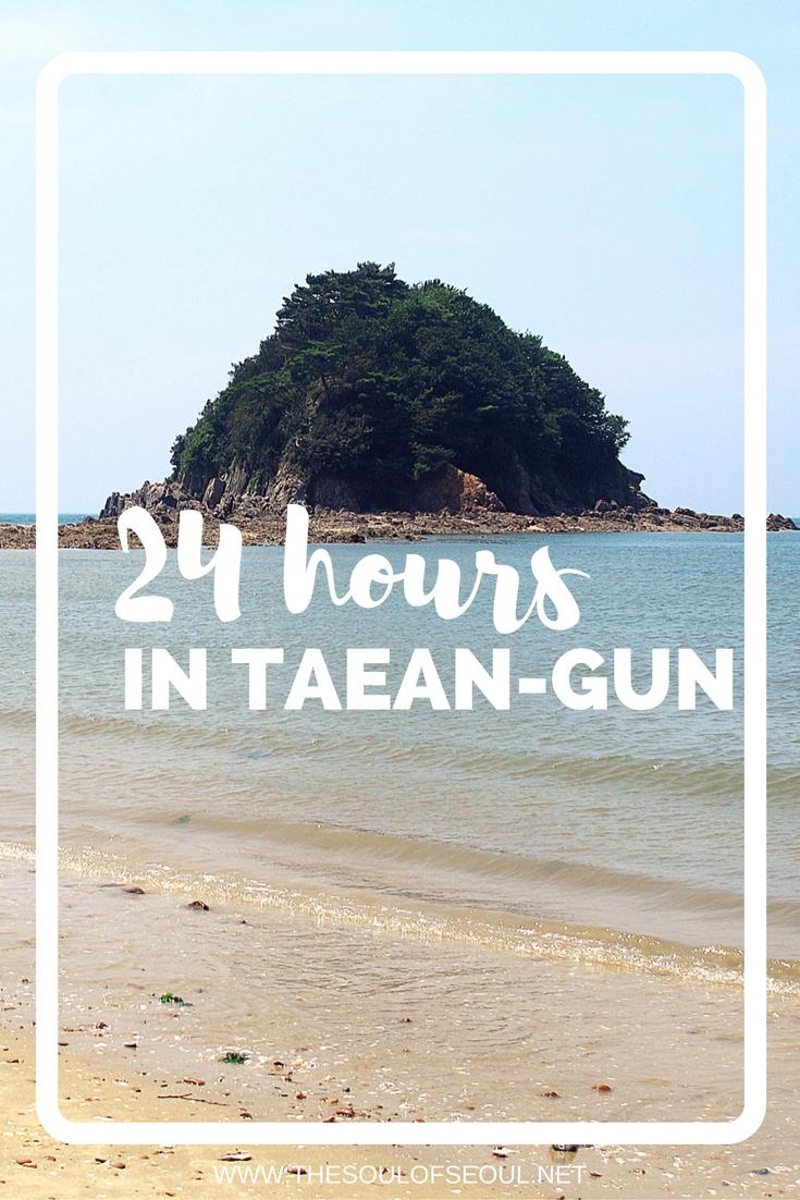 24 Hours in Taean-gun, Korea