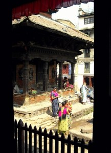 Kathmandu, Nepal: Durbar Square
