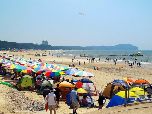 Anmyeondo, Korea: Kkotji Beach