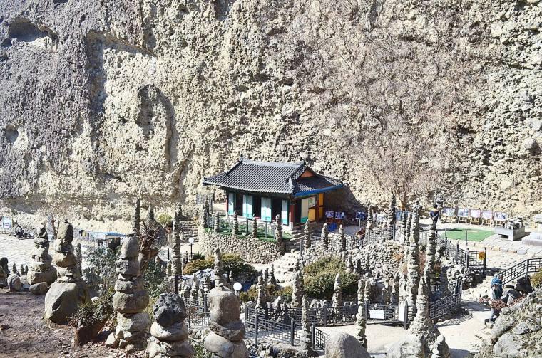 Tapsa Temple in Jinan, Jeollabuk-do