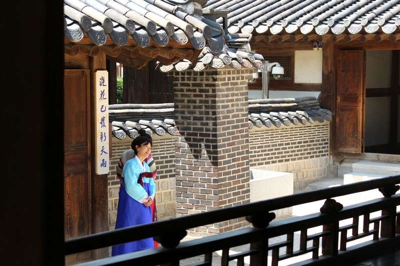 Seoul, Korea: Unhyeongung Palace