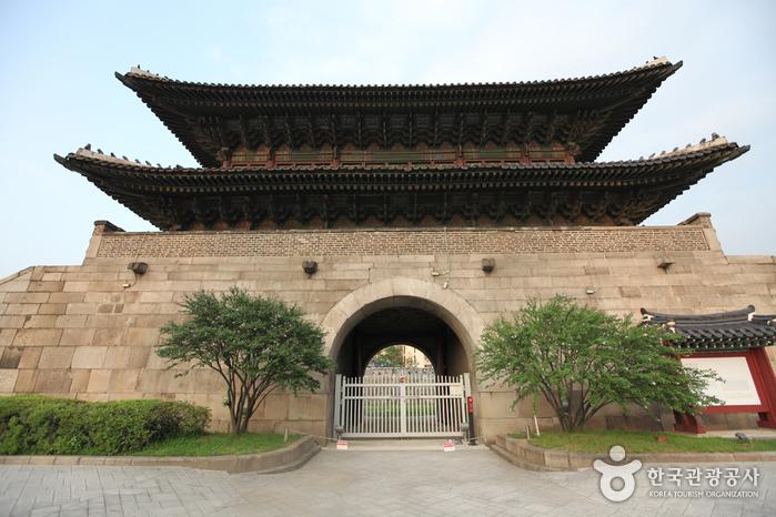 Heunginjimun Gate, Seoul, Korea