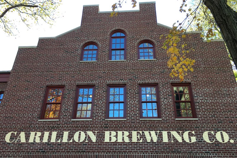 Carillon Brewing Company, Historic Craft Brewery, Dayton, Ohio, USA