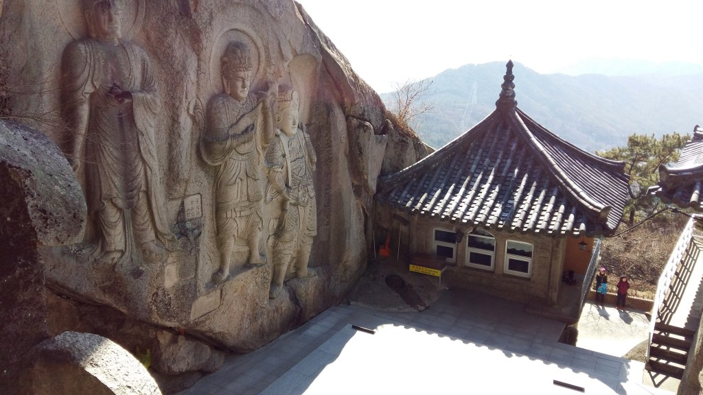 Expat And The City: Seokbulsa Temple, Korea