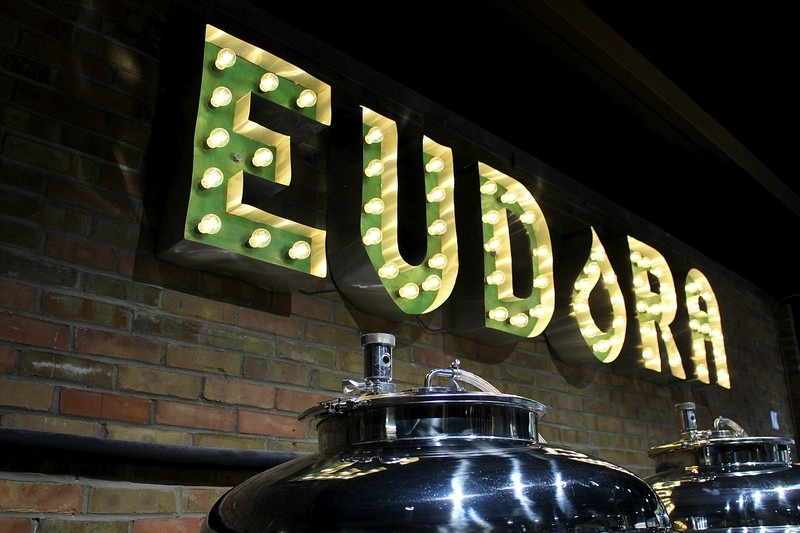 Eudora Brewing Co., Dayton, Ohio, USA
