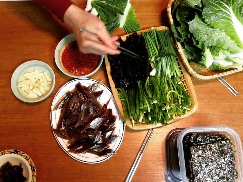 Korean Eating: Gwamegi, Pacific Herring