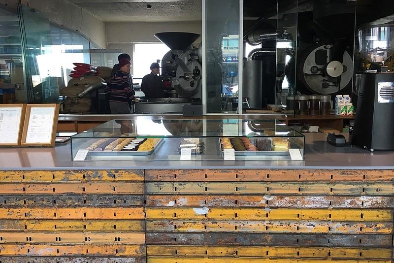 Anthracite, Itaewon, Hannam-dong, Seoul, Korea