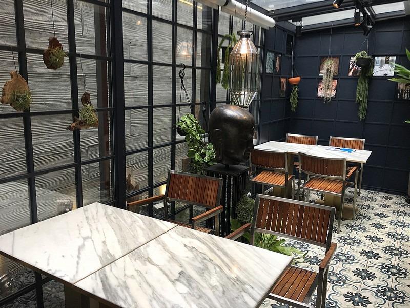 Cafe Focasa, Itaewon, Hannam-dong, Seoul, Korea