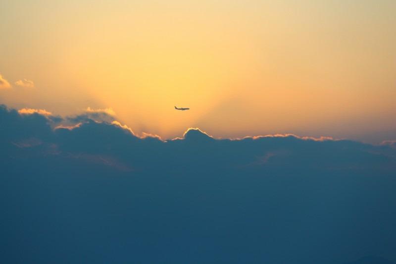 GTower, Incheon, Korea: Sunset View