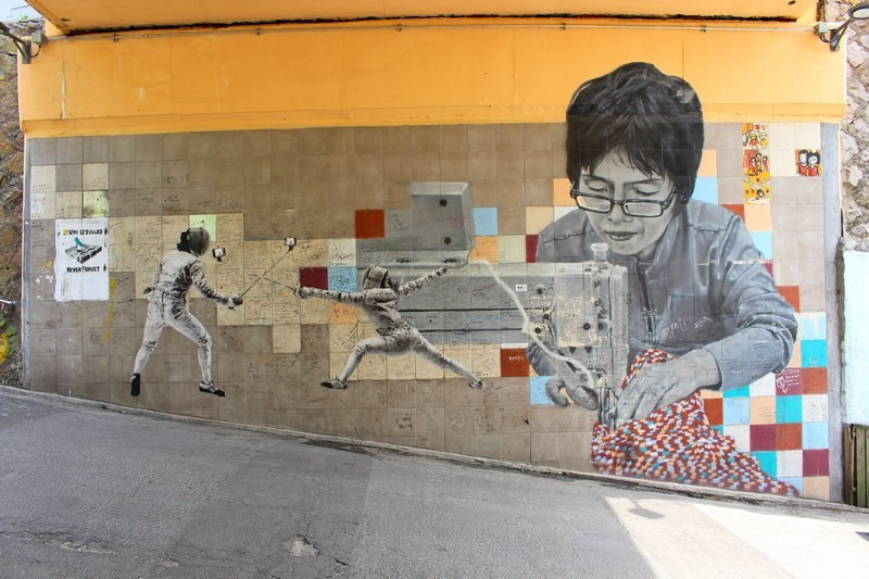 Image result for IHWA MURAL VILLAGE SEOUL