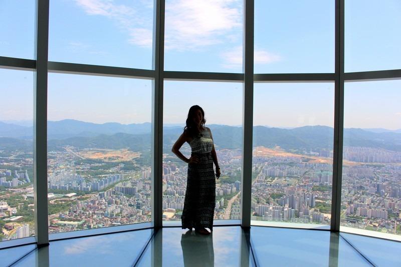 Seoul Sky Observatory, Jamsil, Seoul, Korea
