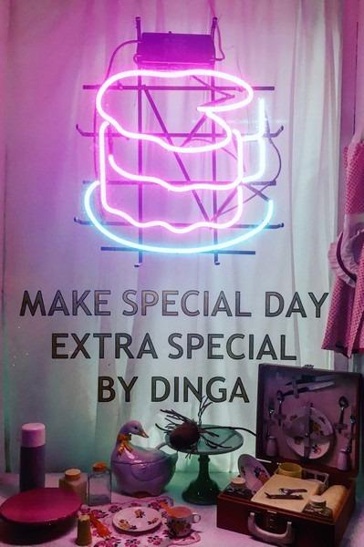 Dinga Cake Shop, Seoul, Korea