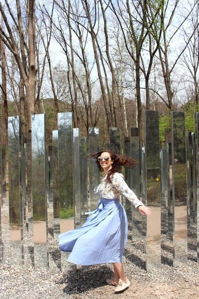 Anyang Art Park, Anyang, Korea: Hallie Bradley