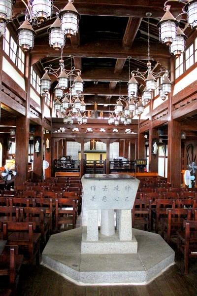 Ganghwa Anglican Church, Ganghwa Island, Incheon, Korea