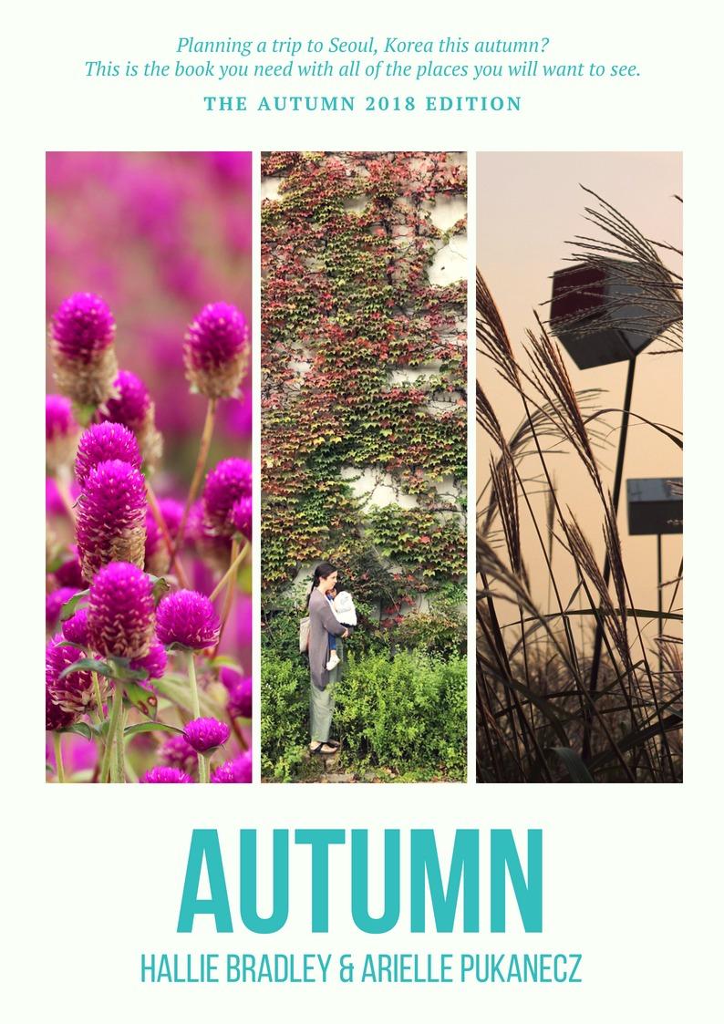 The Soul of Seoul Seasonal Guide: The AUTUMN 2018 Edition