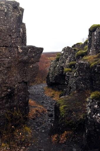 Crustal Rifts, Thingvellir National Park © Jessica Gatfield